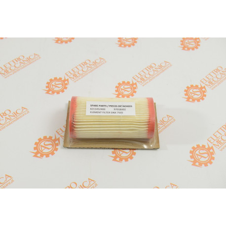 Cartuccia Filtro per Gruppi Pompanti Abac B5900 - B6000