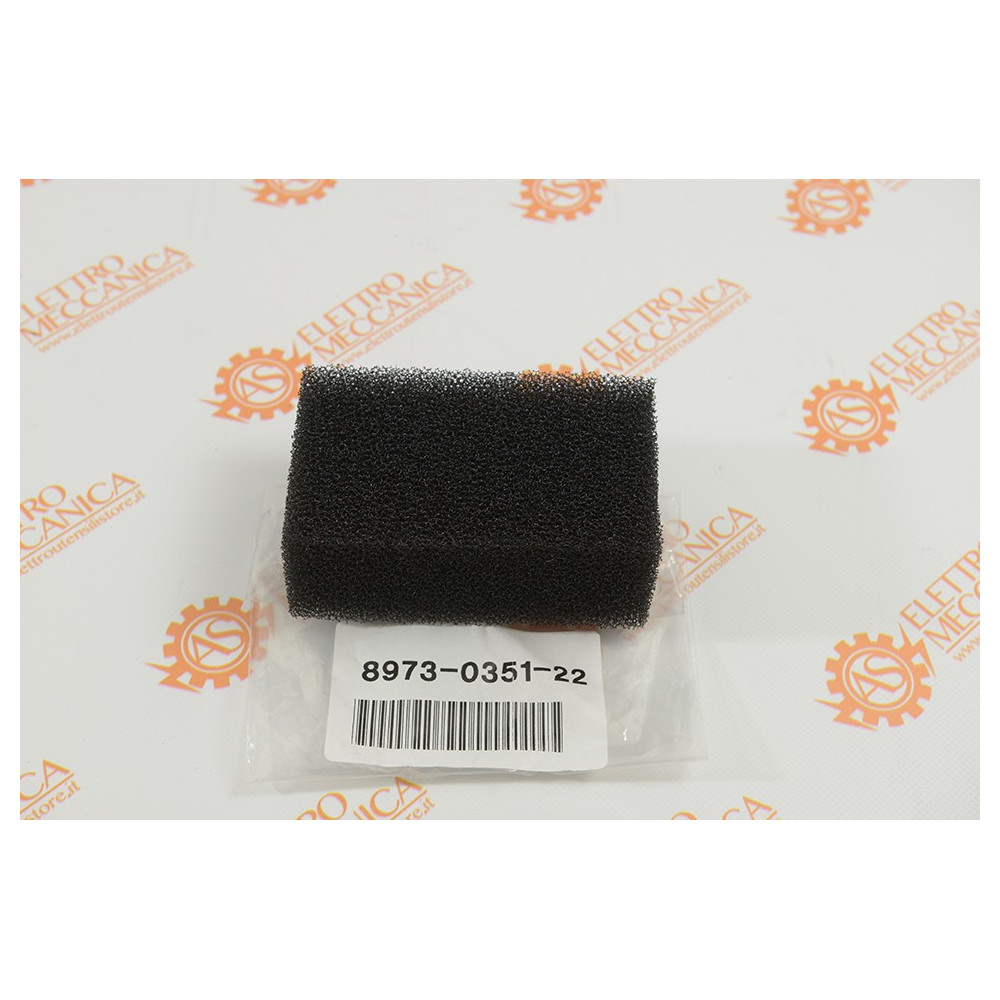 Spugna Filtro per Gruppi Pompanti Abac B5900- B6000