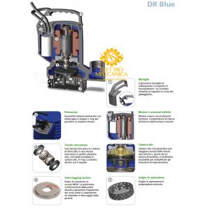 Elettropompa Sommergibile DR-Blue 75/2/G32V A1BM 10/SH Monofase Zenit