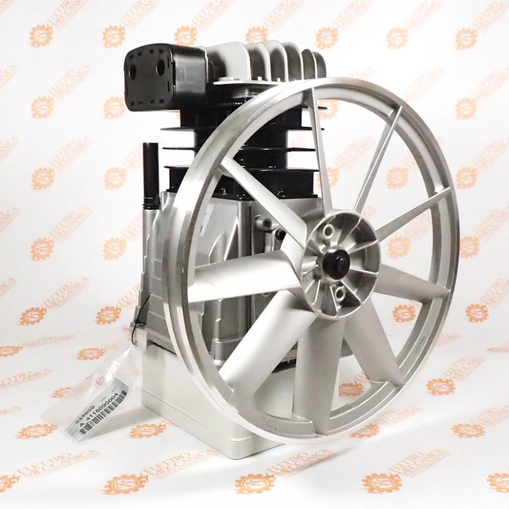 Gruppo Pompante Abac B3800 - NS18 con Filtro e Volano