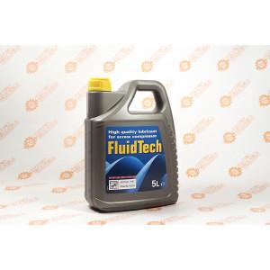Olio FluidTech Lt. 5 per Gruppi Pompanti e Compressori Abac - Balma - Ceccato