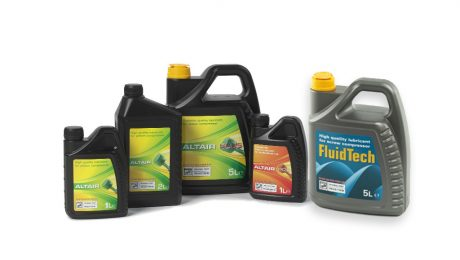 I migliori oli e lubrificanti per compressori ABAC e FIAC